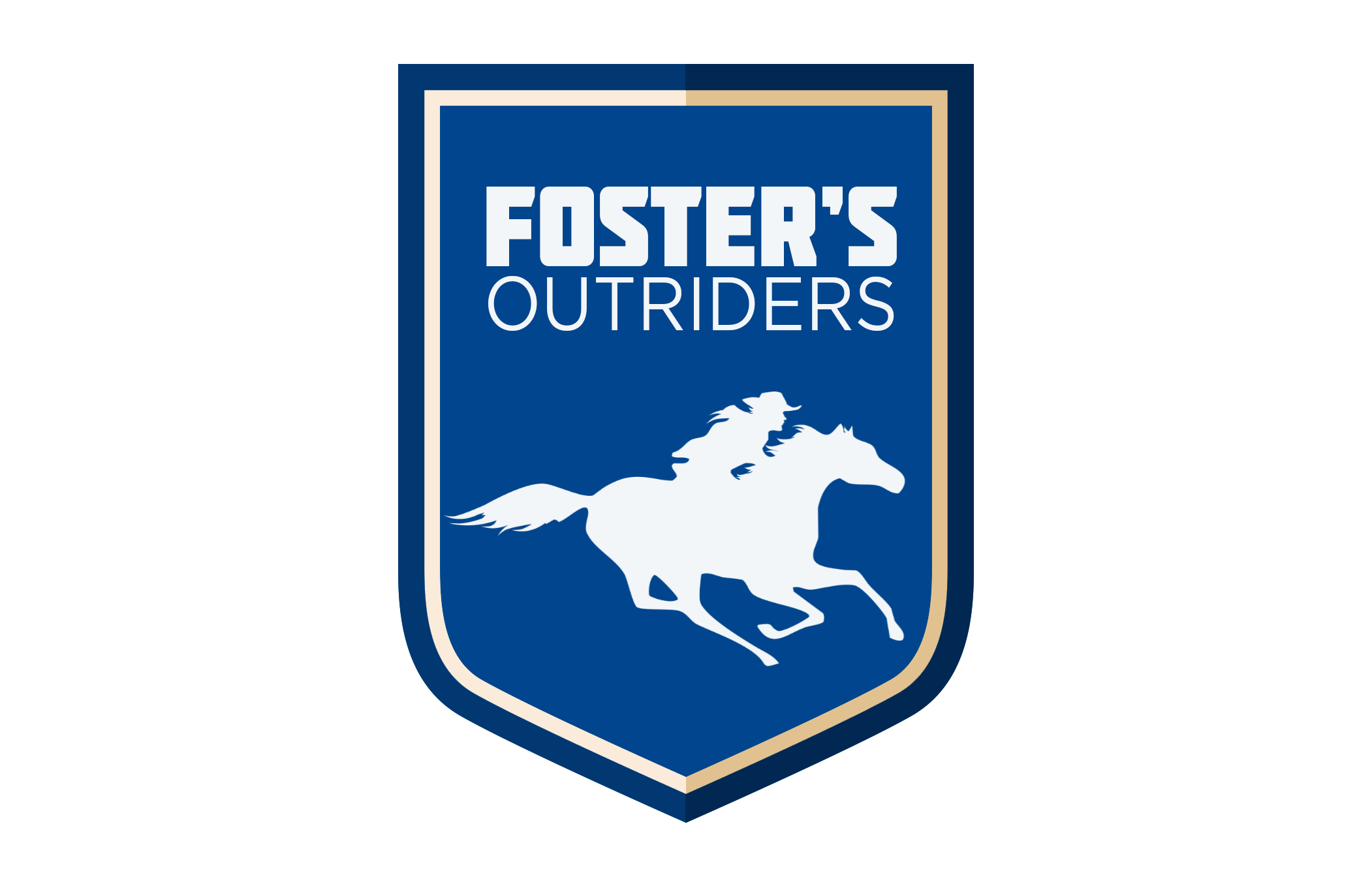 Fosters Outriders Logo