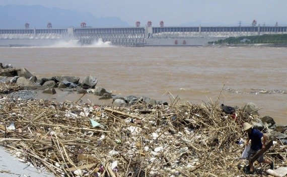Three Gorges Dam Ecosystem and Environment Politics. Lets Solve This Together