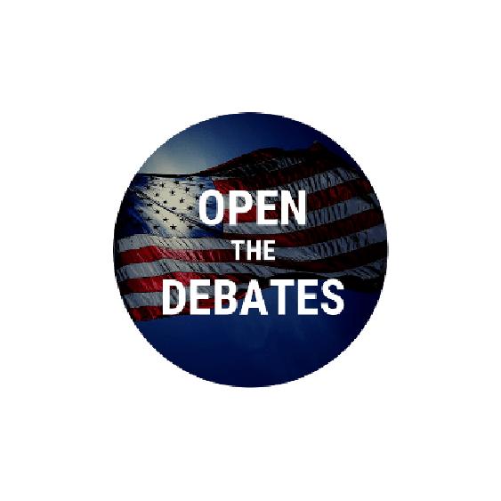 open the debates