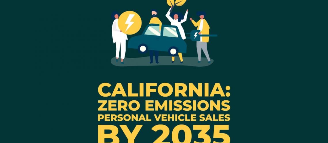 california zero emissions